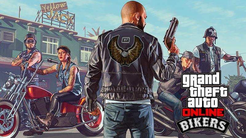 GTA Online: Stunt da capogiro gioca ora