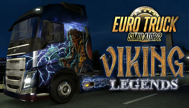 EuroTruckSimulator2-Scandinavia