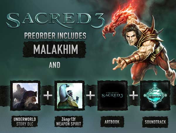 Sacred3-Preorder