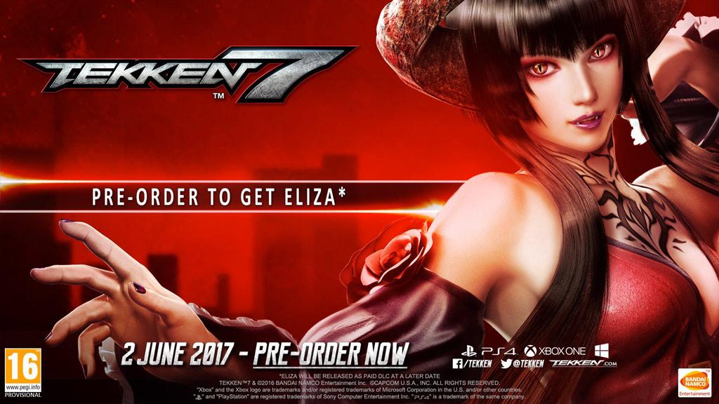 Tekken7-Preorder