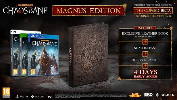 Warhammer - Chaosbane - Magnum Edition