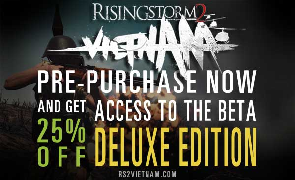 Rising Storm 2 Vietnam Digital Deluxe Edtion
