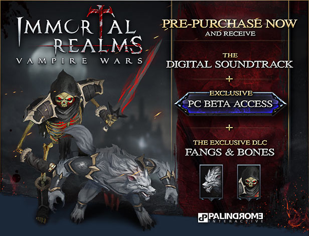 Immortal Realms-Vampire Wars