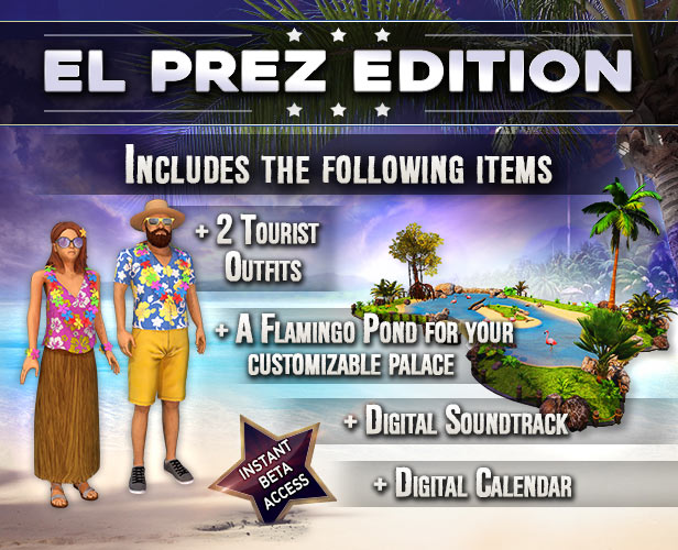Tropico 6 - El Prez Edition