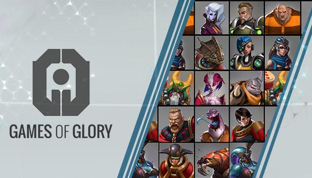 GamesGlory-GladiatorsPack
