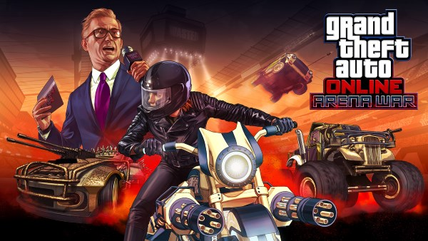 GTA Online: Arena War