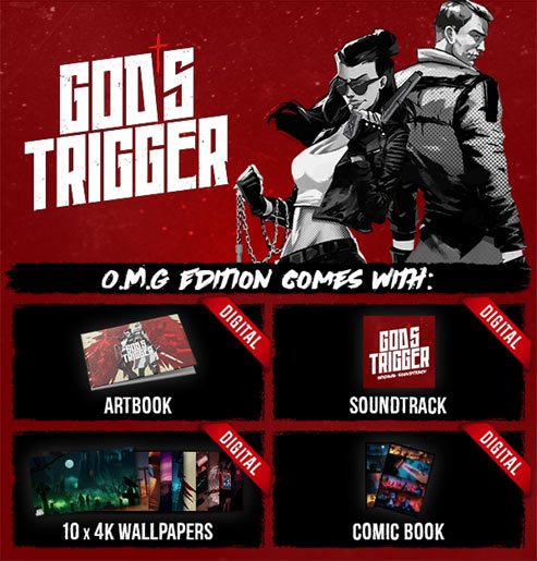 God's Trigger O.M.G Edition