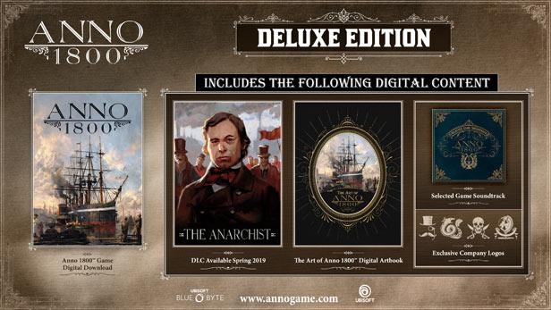 Anno 1800 - Deluxe Edition