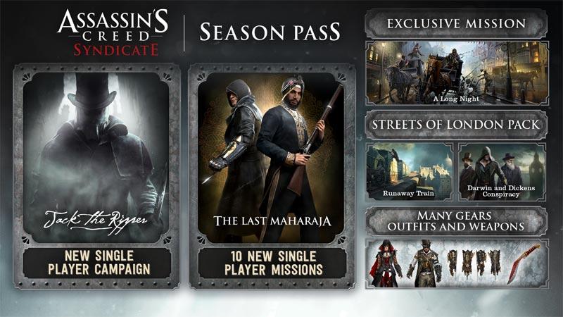 Assassin's Creed® Syndicate Season Pass