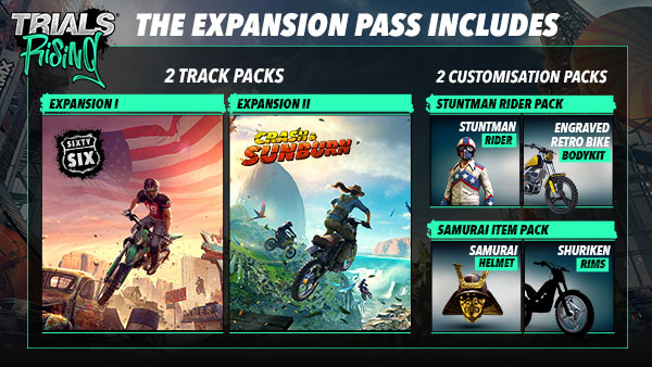 Trials Rising - Expansion Pack