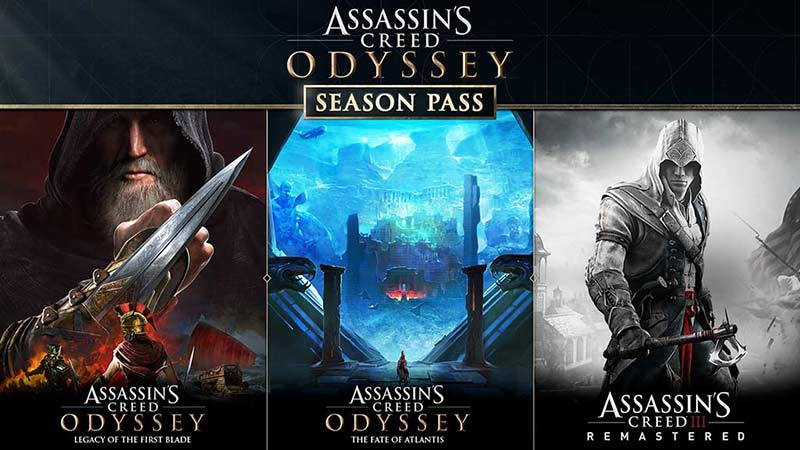 Assassins-Creed-Odyssey-Season-Pass pre-order