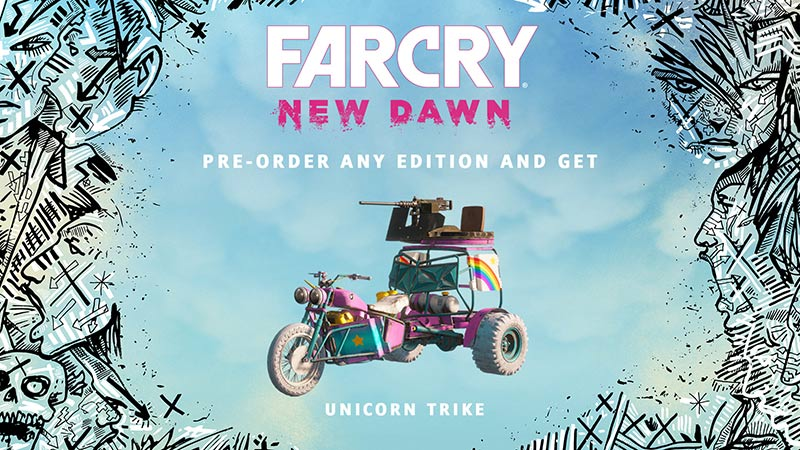 Farcry-NewDawn pre-order