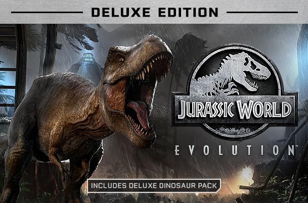 Jurassic Park Evolution Deluxe