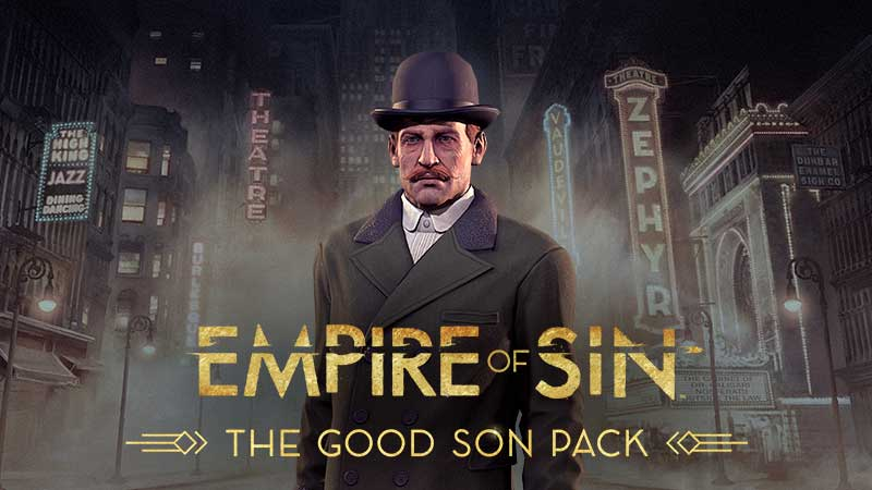 Empire of Sin pre-order