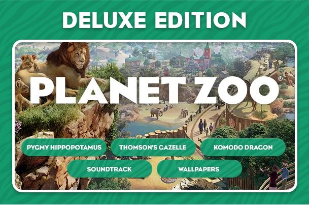 Planet zoo deluxe