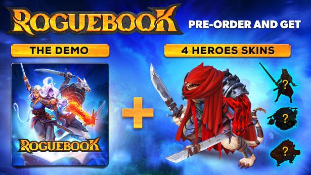 Roguebook pre-order