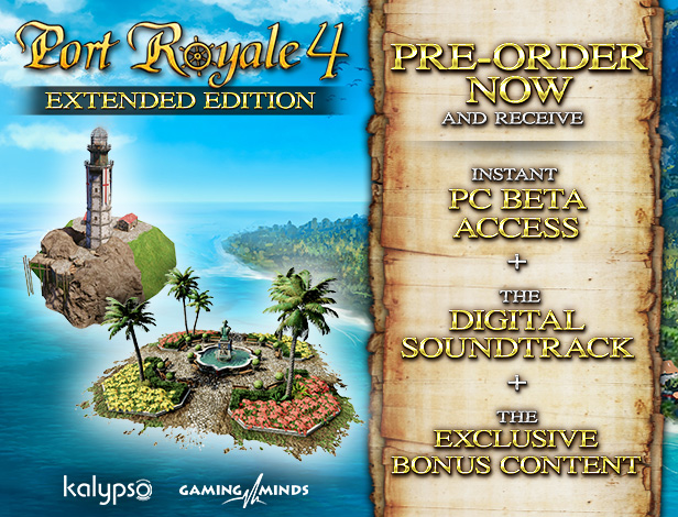 Port Royal Extended Edition Preorder